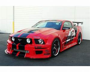 AB-262000 | APR Wide Body Kit Ford Mustang S197 GT-R 2005-2009