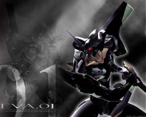 Eva 01 - Neon Genesis Evangelion Wallpaper