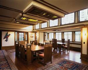 Frank Lloyd Wright: Architecture of the Interior | Grand ...