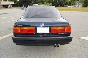 1990 Honda Accord Ex Sedan 4-door 2 2l