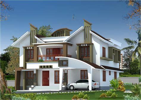 Design Of Home : Kerala Home Design At 3075 Sq.ft (new Design)