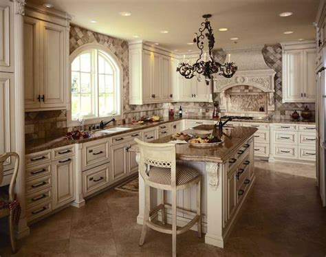 Antique Kitchen Ideas by Antique Style Rustic Kitchen Interior Design Ideas
