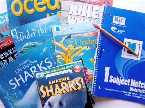 non fiction literacy center activity kindergartenworks 157 | Non Fiction Literacy Center for Kindergarten ocean books