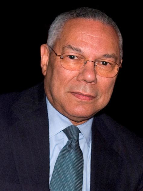 general colin  powell  give hpus  commencement