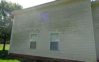 power washing house washing algae removal charlotte nc