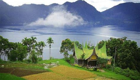 destinasi wisata tersembunyi  sumatera barat