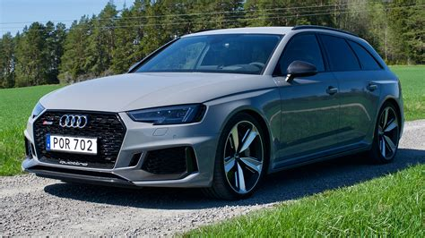 Rs4 Avant Usa by The 2018 Audi Rs4 Avant Is The Clean Cut Performance Wagon