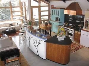 best 25 modern retro kitchen ideas on pinterest retro With best brand of paint for kitchen cabinets with print uber sticker