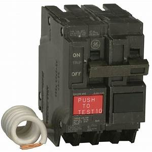 Siemens 20 Amp Double Pole Type Qpf2 Gfci Circuit Breaker