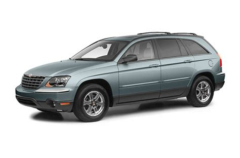 2005 Chrysler Pacifica Tire Size by 2005 Chrysler Pacifica Expert Reviews Specs And Photos