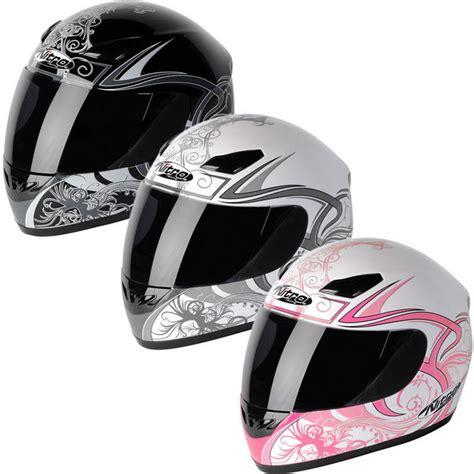 ladies motorcycle helmet nitro dynamo ladies motorcycle helmet full face helmets