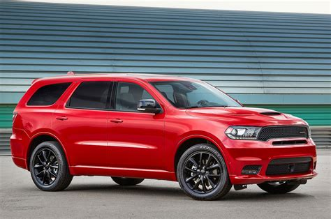 2018 Dodge Durango Reviews And Rating