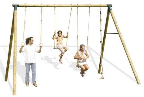 siege balancoire adulte portique bois adulte 3 m balancoires et portiques jouets