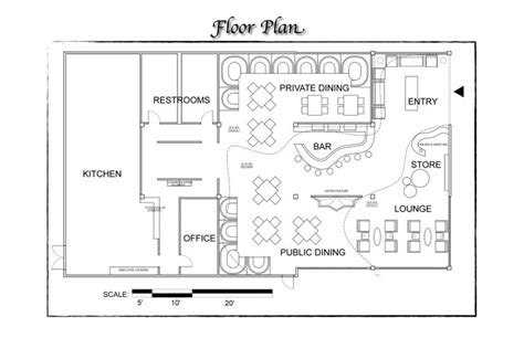 restaurant kitchen floor plans restaurant floor plans floor plans for restaurants 4784