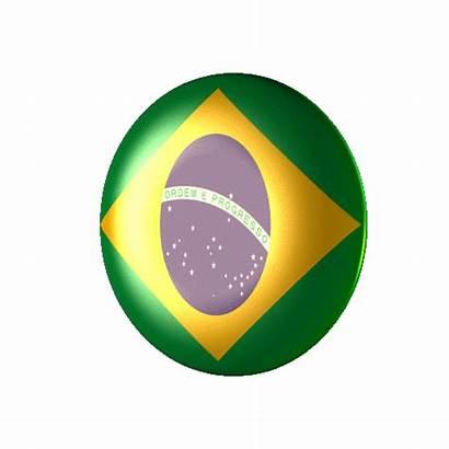 Brasil Brazil Sticker Banderas Gifs Animados Giphy