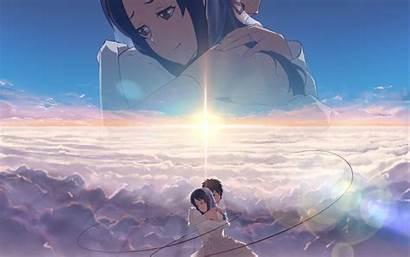 Kimi Wa Na Mitsuha Taki Anime Wallpapers
