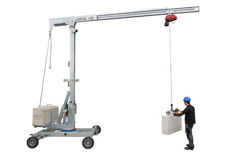 Floor Crane construction technology mini cranes