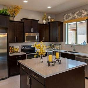 kitchen photos yellow accents design pictures remodel With kitchen colors with white cabinets with wall art candles