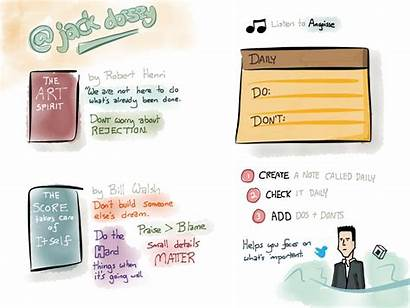 Zuckerberg Dorsey Jack Mark Advice Businessinsider
