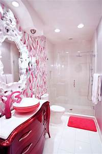 Teen girls bath and bedroom san antonio tx contemporary for Bathroom girls pic