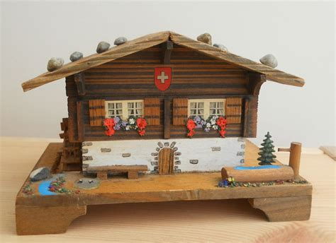 Besides finding good quality brands, you'll also get plenty of discounts when you. VINTAGE SWISS WOODEN CHALET MUSIC BOX ~ SOLD ON MY EBAY SITE LUBBYDOT1 | Vintage, Swiss chalet, Ebay