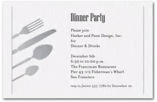 Autumn Dinner Party Menu