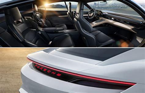 Porsche Mission E Concept Electric Supercar | Jebiga ...