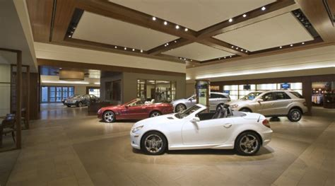 Luxury Car Dealerships On Behance