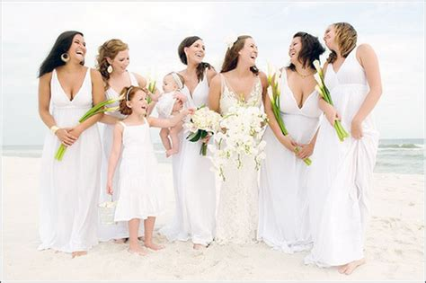 beach wedding bridesmaid dresses best pictures fashion