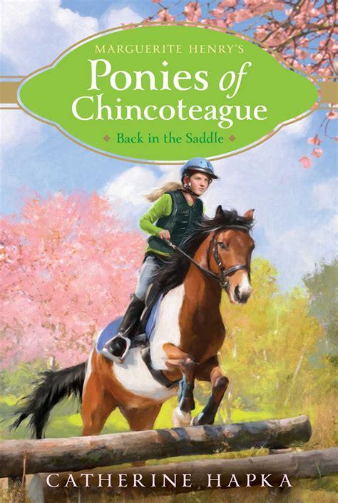 saddle chincoteague ponies books hapka catherine marguerite series hr