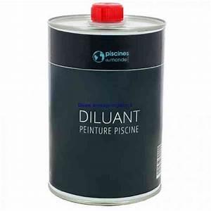 Peinture Pour Piscine : peinture de piscine diluant pour peinture matcosol ~ Nature-et-papiers.com Idées de Décoration