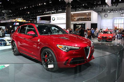 Alfa Romeo Sales Surge In Europe And North America In 2017