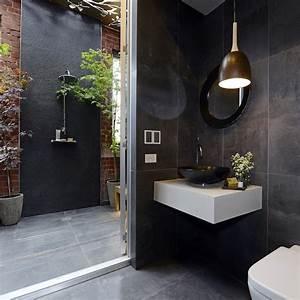 Outdoor Bathroom Ideas - Modern - bathroom - The Block