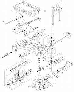 Jet Slt-1650 Parts List And Diagram