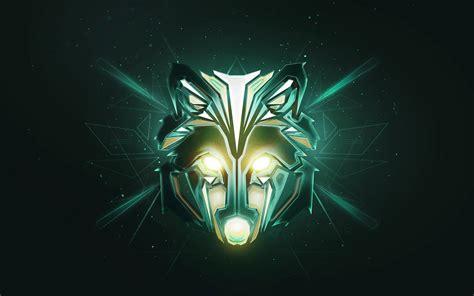 Digital Wolf Wallpaper by Digital Wolf Wallpapers Hd Desktop And Mobile