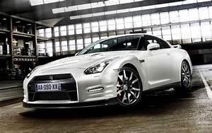 2010, Nissan, Gt-r, Black, Edition