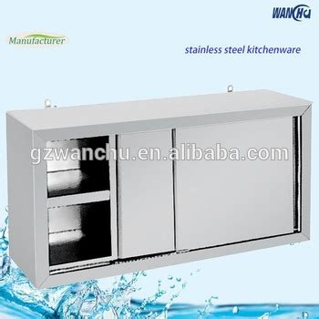 stainless steel wall cabinets kitchen stainless steel storage cabinet kitchen wall 8301