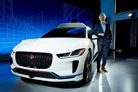 Jaguar Metterà A Disposizione Di Waymo 20 Mila Ipace