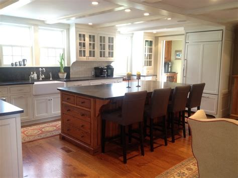 21st century kitchens and cabinets 21st century kitchen blended into 19th century home 7296