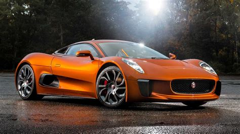 Jaguar Hints At C-X75 Styling For Next-Gen, Mid-Engined F-Type