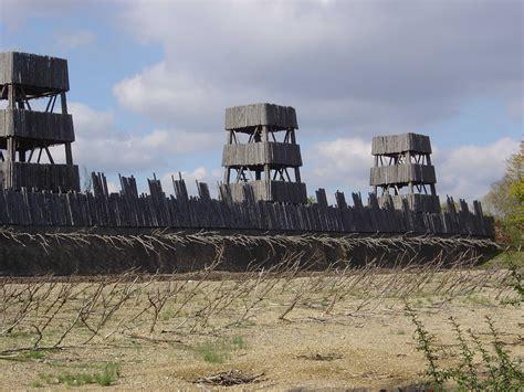 siege d alesia les fortifications d alésia armae