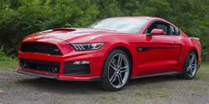 ford mustang front 2017 roush stage 2 mustang