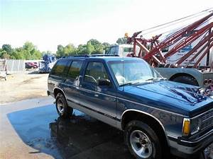 Purchase Used 1992 Chevrolet S10 Blazer Tahoe Lt Sport Utility 4