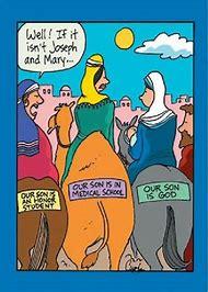 Funny Christian Cartoon Jokes