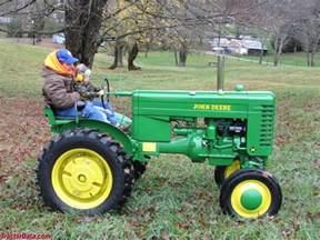 John Deere Model M Tractor