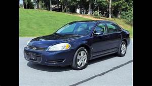 2007 Chevy Impala Ls V6 Start Up  Review  Full Tour And