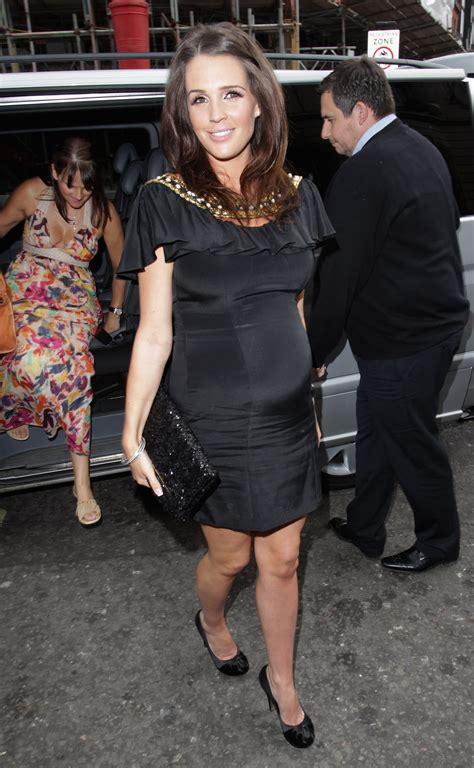 Danielle Lloyd Pregnant 2010