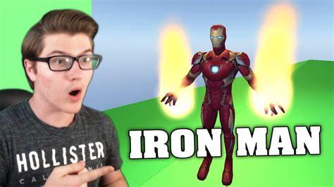 iron man  strucid roblox fortnite youtube