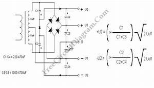 Multi Output Power Supply  U2013 Circuit Wiring Diagrams