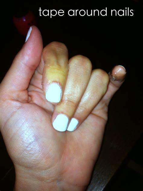 Craft # 82 Tie Dye Nails {nail Design} {marble Nails